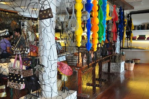 souvenir shop in dauis