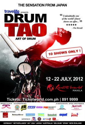Drum Tao Manila