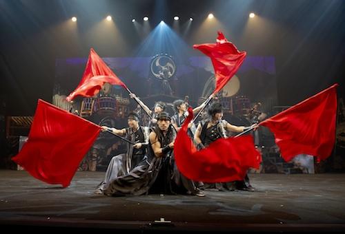 japanese drums show manila