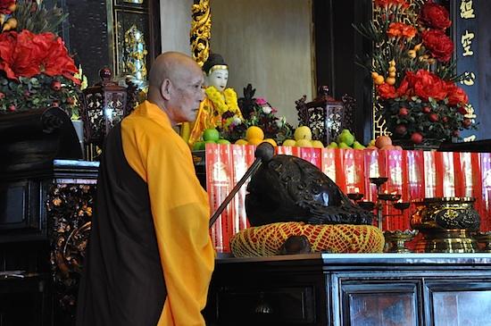 Inside Chen Hoon Teng Temple