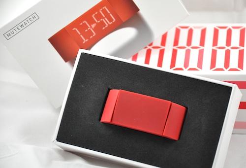 electronic led watch