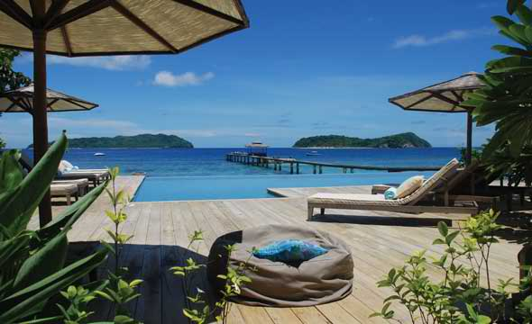 Ariara Island Palawan