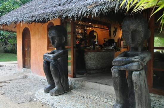 Beach Front Bar at Coco Grove Siquijor