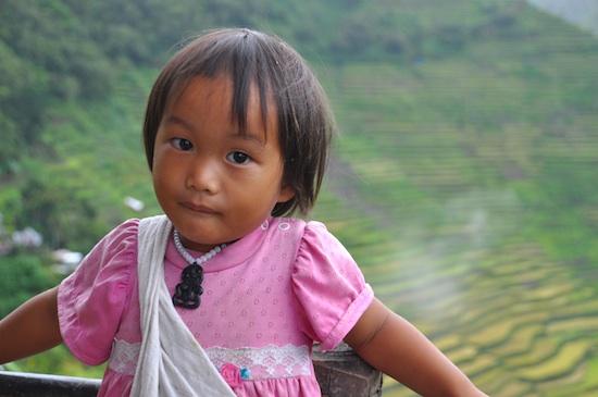 Ifugao Kid in Batad
