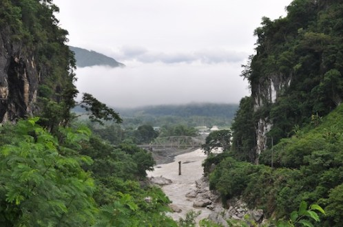 Limestone Rocks in Kiangan Ifugao