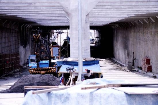 Quezon Ave Underpass Photos