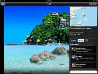 Trippy Social Travel Planner for iPad