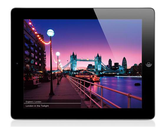 iPad Travel Applications