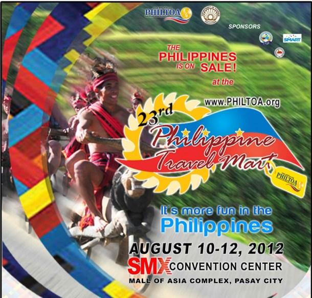 Philippine Travel Mart 2012