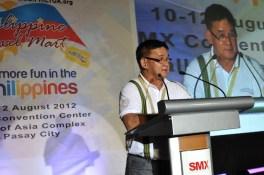 Opening Remarks from Mr Cesar Cruz Philtoa President