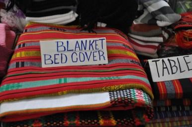 Souvenir Shops at Banaue Hotel
