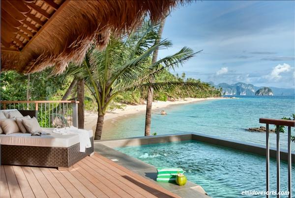 Pangulasian Island - Pool Villa