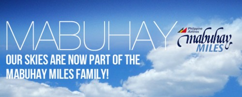 AirPhil Express Passengers will now enjoy the benefits of Mabuhay Miles