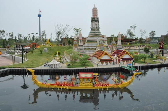 Fantastic Asian Temple