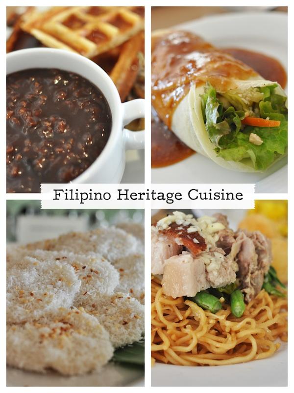 Filipino Heritage Cuisine