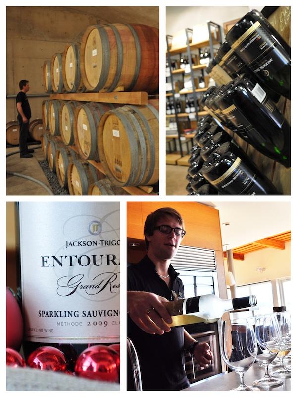 Jackson Triggs Winery Store