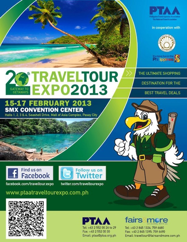 Philippine Travel and Tour Expo 2013
