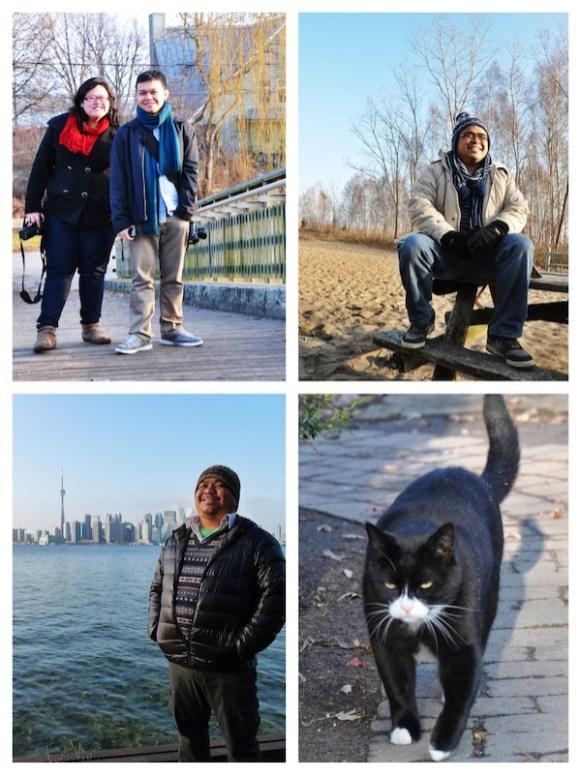 Walking Tour in Toronto Islands