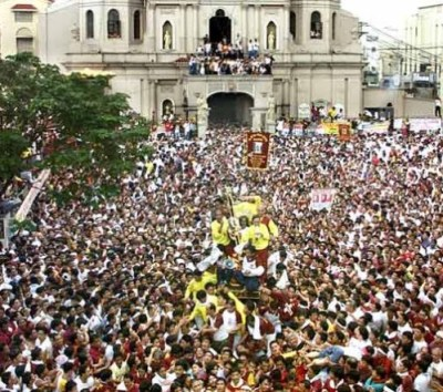 feast of black nazarene 2013 schedule