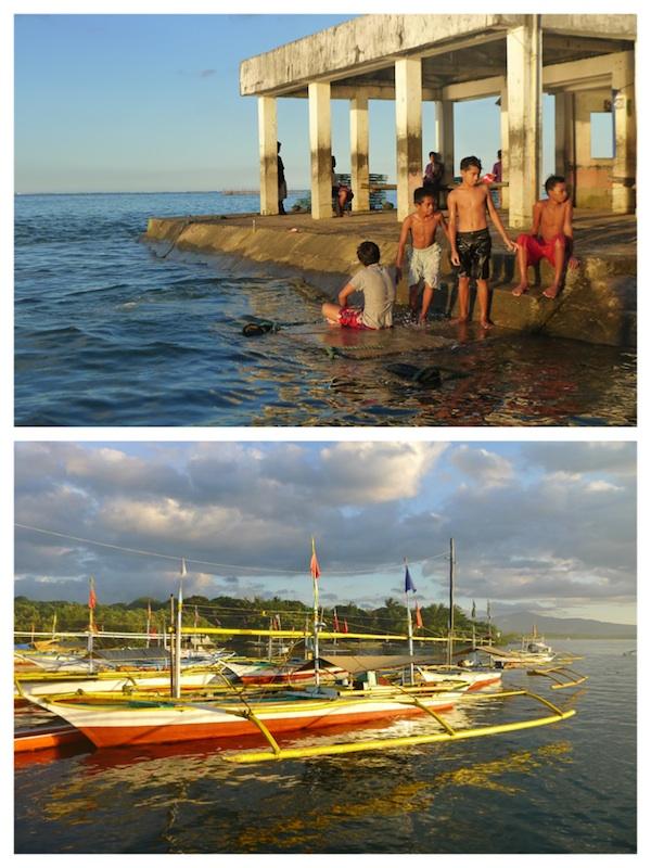 Afternoon in Basud Camarines Norte