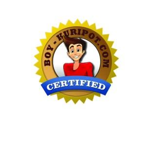 Boy Kuripot Badge