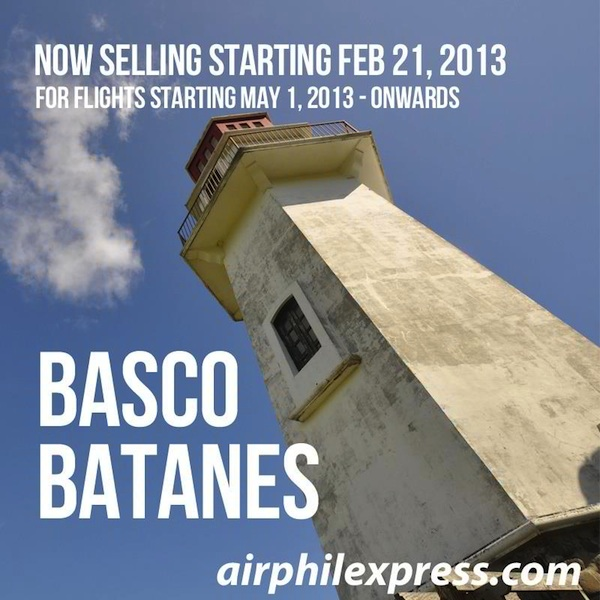 Cheapest Flights to Basco Batanes