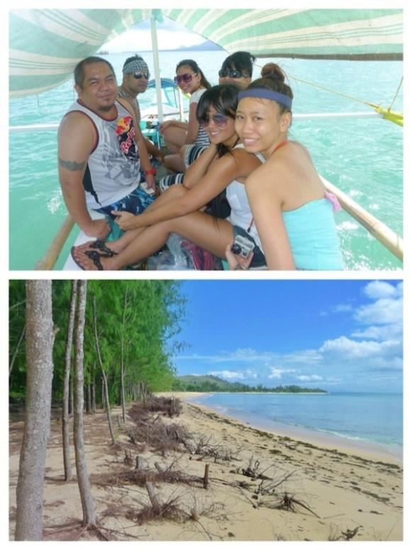 Boar Ride to Apuao Grande Island