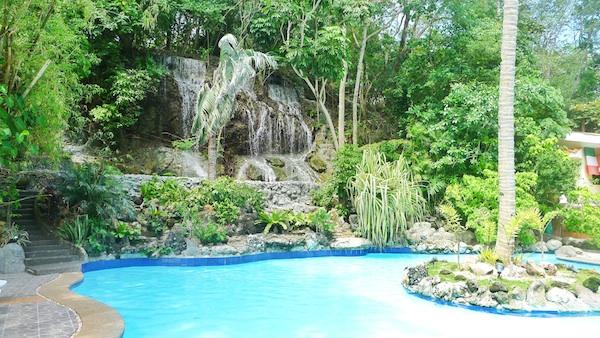 Dakak Beach Resort Poolside  Out of Town Blog