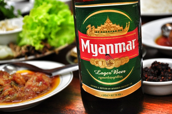 Food and Beverage in Myanmar