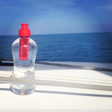 Keep our beaches clean and plastic free. Grab a bobble™ today, save up to 300 worth of PET bottles.
