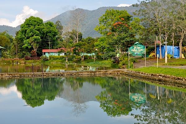 Resorts in Kapatagan Valley