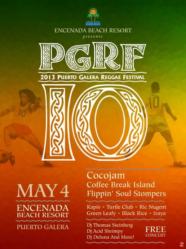 2013 Puerto Galera Reggae Festival