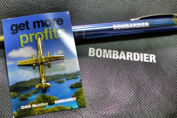 Bombardier Souvenir
