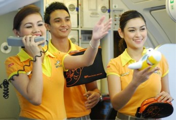 Cebu Pacific Fun Games