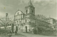 Circa 1966 Photo of Tayabas Church