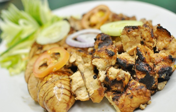 Grilled Bihod