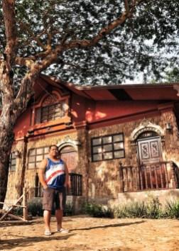 Melo Villareal in Bagan Central Hotel