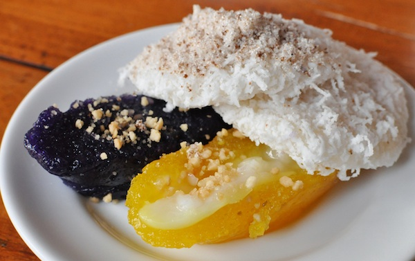Palitaw and Sapin Sapin
