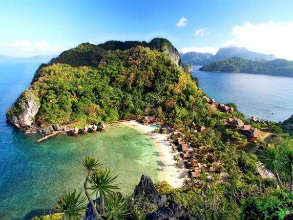 Cauayan Island Resort in El Nido