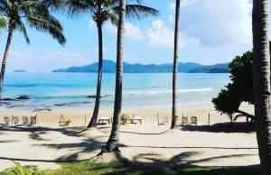 Duli Beach photo via Duli Beach Resort FB Page
