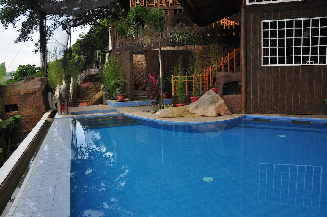 list of private resorts pools and hotels in antipolo city out