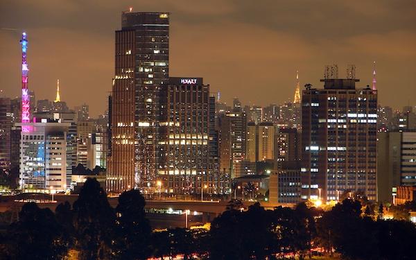 Manila to São Paulo Flights