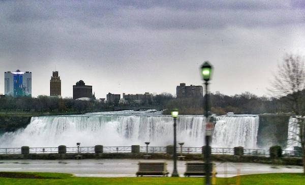 Niagara Falls View Deck