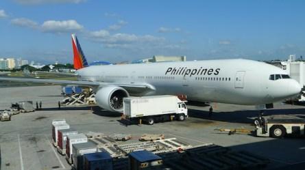Philippine Airlines Boeing 777-300ER