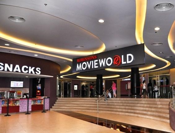 Robinsons Movieworld Palawan