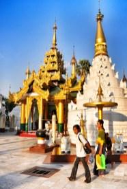 Smaller Pagodas