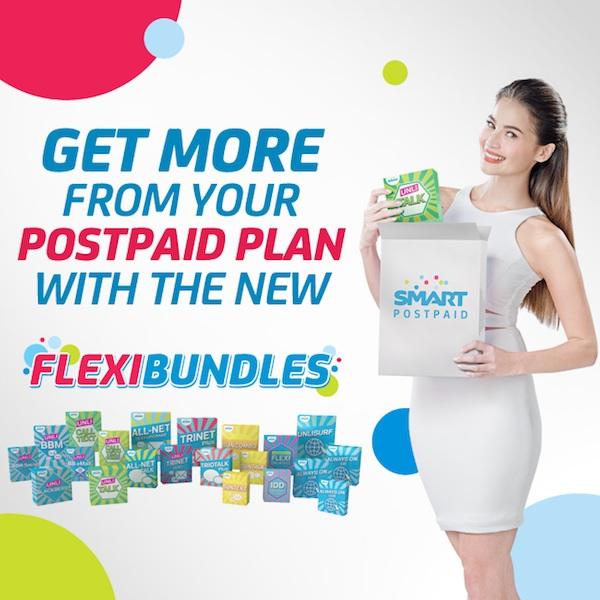 Smart Postpaid Flexibundles