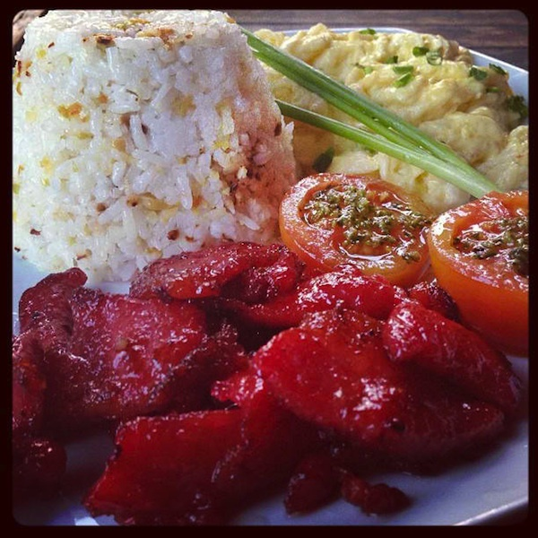 Tocilog - Pinoy Power Breakfast