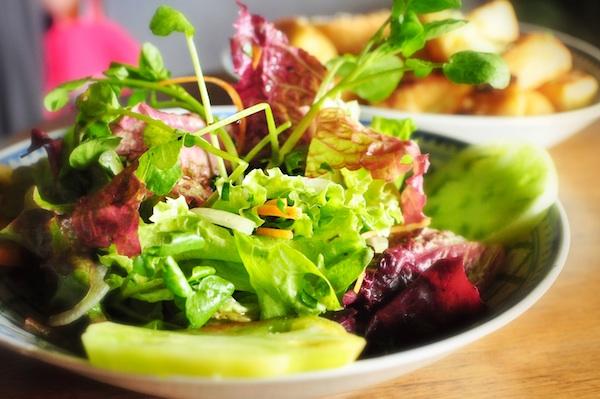 Garden Salad at Oh My Gulay