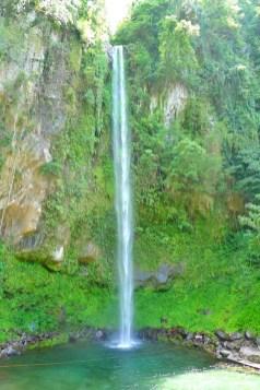 Katibawasan Falls in Camiguin